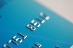 fragment karty kredytowej