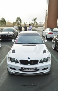 bmw white car